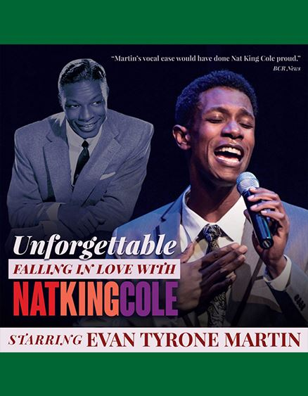 Falling In Love With Nat King Cole at Freedom Hall
