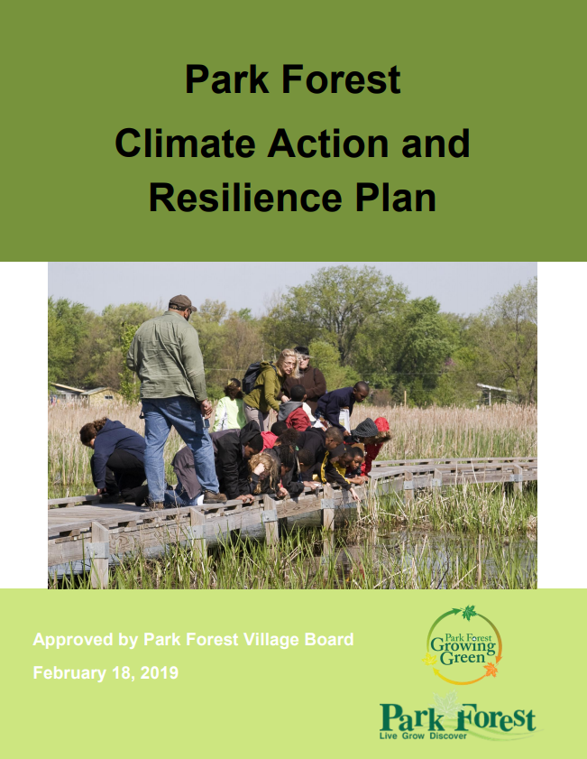 Climate Action Resilience Plan