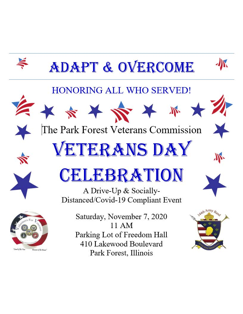 2020 Veterans Day Event